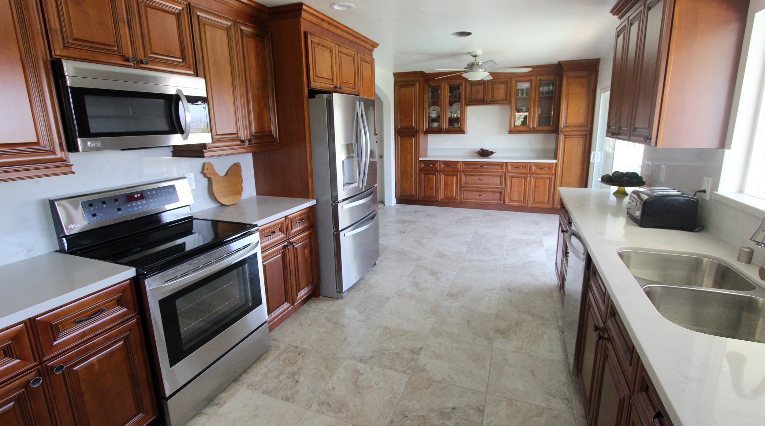 Kitchen Remodeling Tr Construction