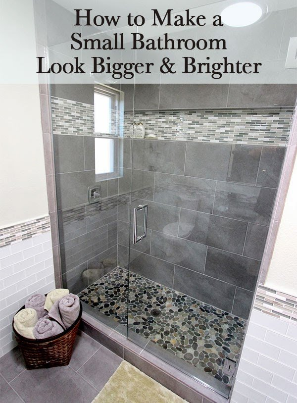 Brightening A Small Bathroom Complete Bathroom Remodel In San Diego - Total bathroom remodel