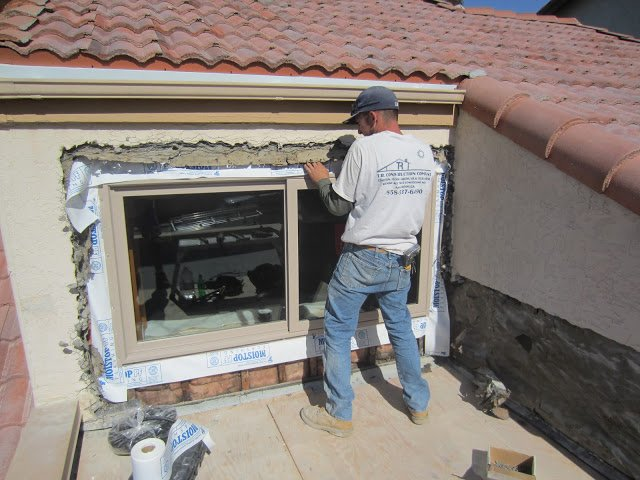 Repair a Leaky Window