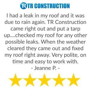 Roof Leak Repair Review